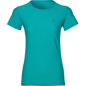 asics SS Top Women Lake Blue